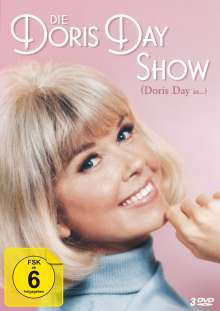 Die Doris Day Show, 3 DVDs