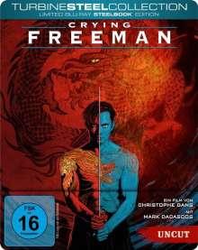 Crying Freeman (Blu-ray im Steelbook), Blu-ray Disc