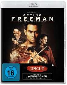 Crying Freeman (Blu-ray), Blu-ray Disc