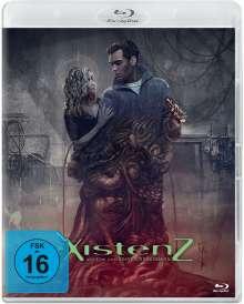 eXistenZ (Blu-ray), Blu-ray Disc