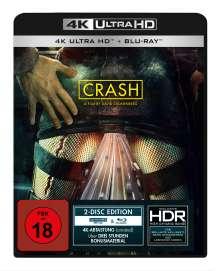 Crash (Ultra HD Blu-ray & Blu-ray), 1 Ultra HD Blu-ray und 1 Blu-ray Disc