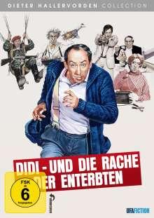 Didi - Und die Rache der Enterbten, DVD
