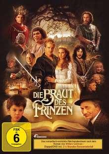Die Braut des Prinzen, 2 DVDs