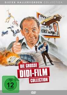Die grosse Didi-Film Collection, 7 DVDs