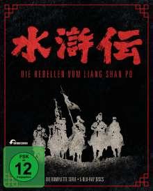 Die Rebellen vom Liang Shan Po (Komplette Serie) (Blu-ray), 5 Blu-ray Discs
