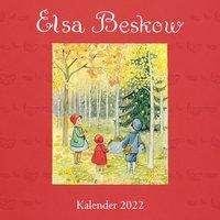 Elsa-Beskow-Kalender 2022, Kalender