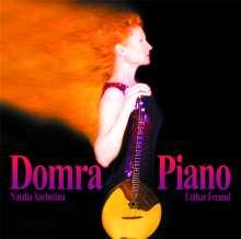 Domra Piano, CD