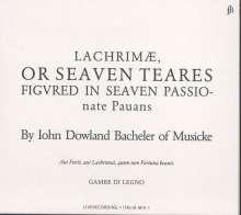 "John Dowland (1562-1626): Lachrimae ""Lachrimae Or Seaven Teares"", CD"