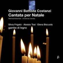 Giovanni Battista Costanzi (1704-1778): Cantata per Natale, CD