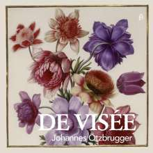 Robert de Visee (1650-1725): Pieces de Theorbe, CD