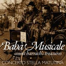 Baba Musicale – Count Harrach's Treasures, CD