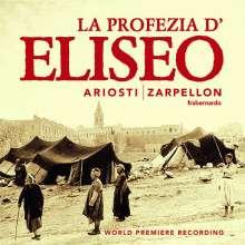 "Attilio Ariosti (1666-1729): Oratorium ""La Profezia d'Elisio nell'Assedio di Samaria"", 2 CDs"