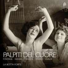 Palpiti Del Cuore, CD