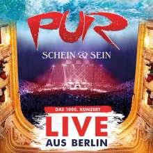 Pur: Schein & Sein: Live aus Berlin, 2 CDs
