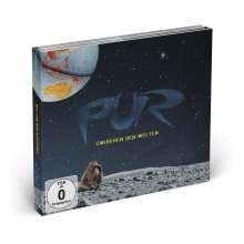 Pur: Zwischen den Welten (Deluxe Edition), 1 CD und 1 DVD