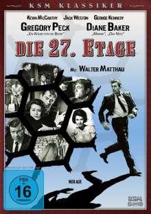 Die 27. Etage, DVD