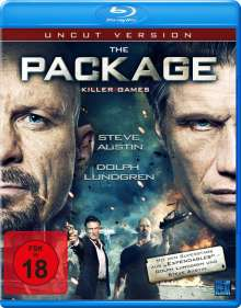 The Package (Blu-ray), Blu-ray Disc