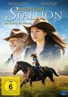 Midnight Stallion, DVD