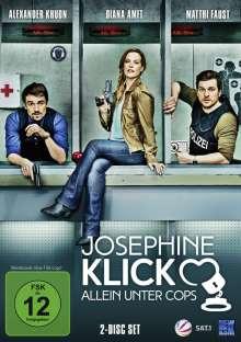 Josephine Klick - Allein unter Cops Staffel 1, 2 DVDs