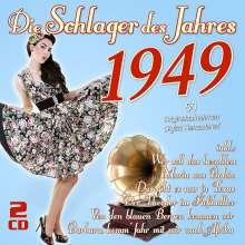 Die Schlager des Jahres 1949, 2 CDs