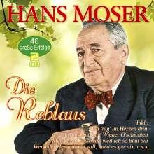 Hans Moser: Die Reblaus, 2 CDs