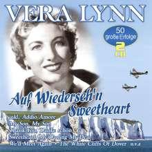 Vera Lynn: Auf Wiederseh'n Sweetheart: 50 große Erfolge, 2 CDs