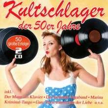 Kultschlager der 50er Jahre, 2 CDs