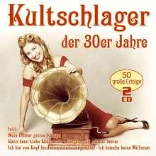 Kultschlager der 30er Jahre, 2 CDs
