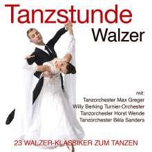 Tanzstunde: Walzer, CD