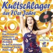 Kultschlager der 70er Jahre, 2 CDs
