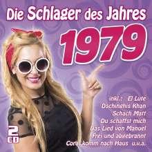 Die Schlager des Jahres 1979, 2 CDs