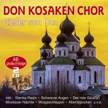 Lieder vom Don Kosaken Chor - 46 Original Aufnahmen, 2 CDs