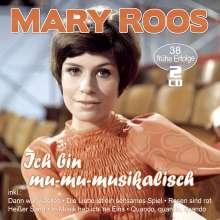 Mary Roos: Ich bin mu-mu-musikalisch: 38 frühe Erfolge, 2 CDs
