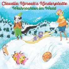Kinderplatte II (Weihnachten im Wald), CD