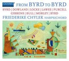 Friederike Chylek - From Byrd to Byrd, CD