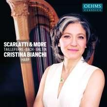 Cristina Bianchi - Scarlatti & More, CD