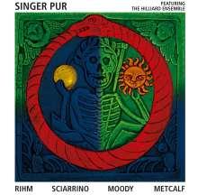 Singer Pur featuring the Hilliard Ensemble, CD