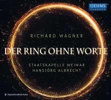 Richard Wagner (1813-1883): Der Ring ohne Worte, CD