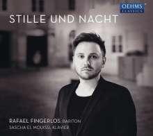 Rafael Fingerlos - Stille und Nacht, CD