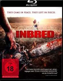 Inbred (Blu-ray), Blu-ray Disc