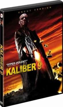 Kaliber 9 - Uncut Version, DVD