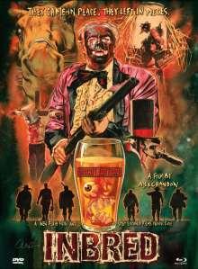 Inbred - Uncut  [LE] (+ DVDs) (+ Bonus-DVD) - Mediabook, Blu-ray Disc
