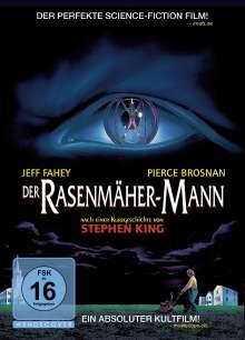 Der Rasenmähermann, DVD