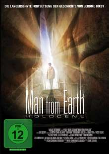 Man from Earth - Holocene, DVD