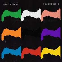 Asaf Avidan: Anagnorisis, CD