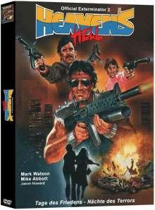 Heaven's Hell - Official Exterminator 2 (Mediabook), 2 DVDs