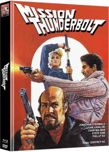 Mission Thunderbolt (Blu-ray & DVD im Mediabook), 1 Blu-ray Disc und 1 DVD