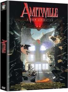 Amityville 7 - A New Generation (Mediabook), 2 DVDs