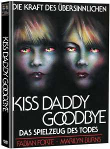 Kiss Daddy Goodbye (Mediabook), 2 DVDs
