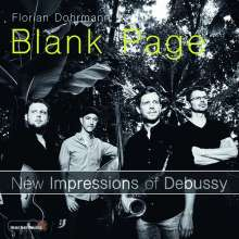 Claude Debussy (1862-1918): Blank Page - New Impressions on Debussy, CD